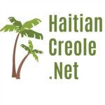 Creole Language Spoken in Haiti